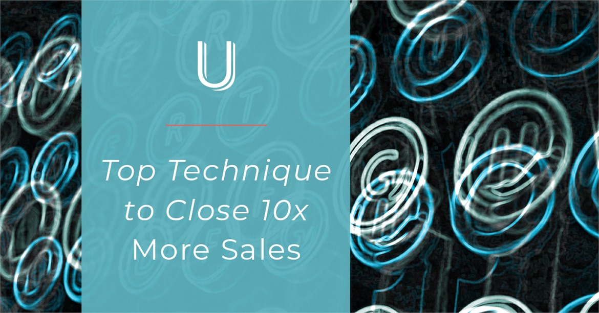 Top Technique to Close 10x More Sales image