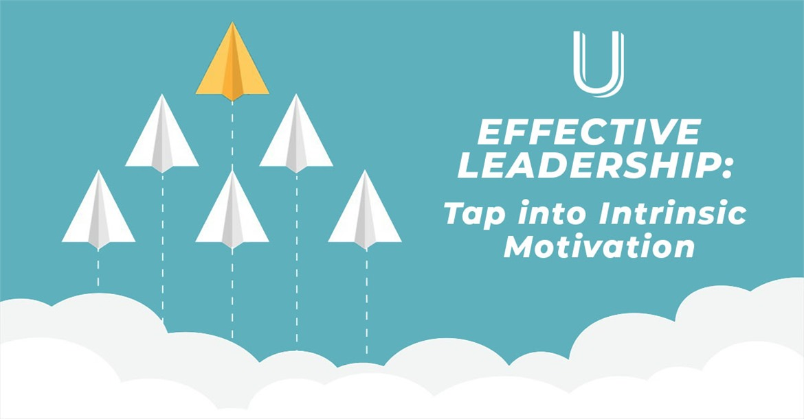 Key To Effective Leadership: How To Tap Into People's Intrinsic Motivation image