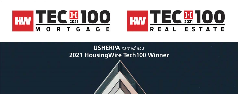 Usherpa Makes List of 100 Most Innovative Companies image