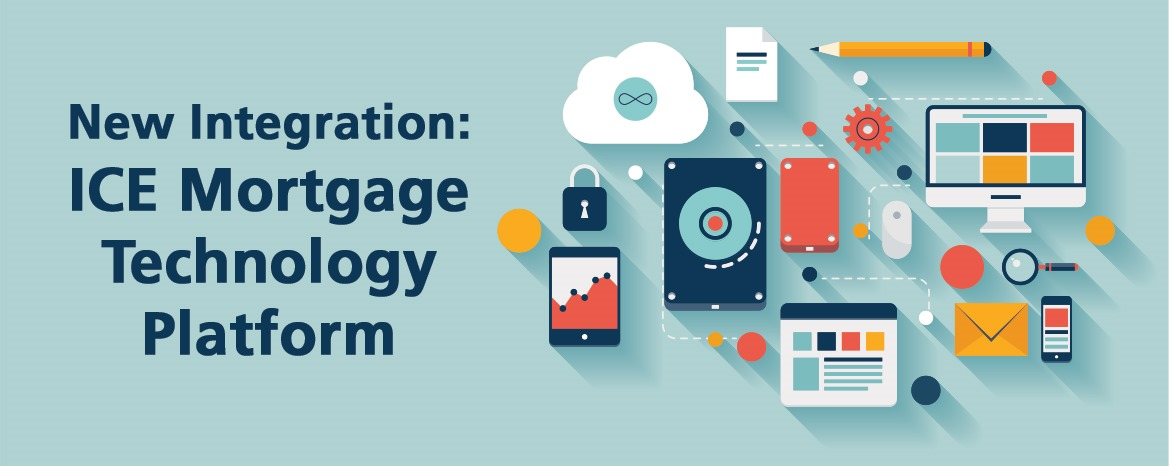 Usherpa® announces integration with the ICE Mortgage Technology Platform image