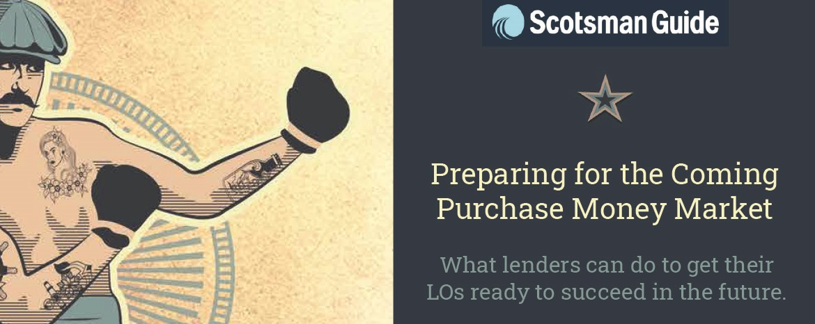 Preparing for the Coming Purchase Money Market image